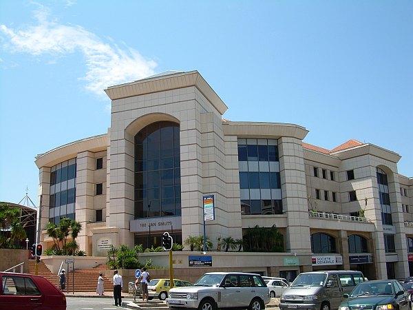 Offices in Rosebank