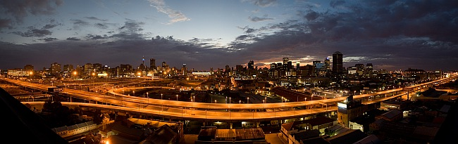 Commercial Property Space in Johannesburg
