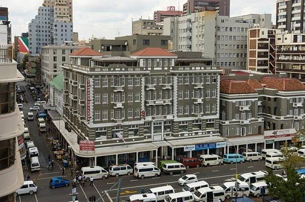 Johannesburg City Area with Offices